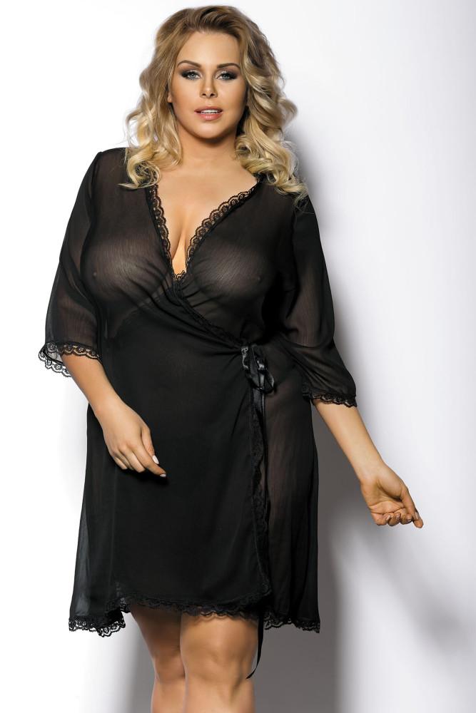 Фото женщины за 40 в прозрачном платье