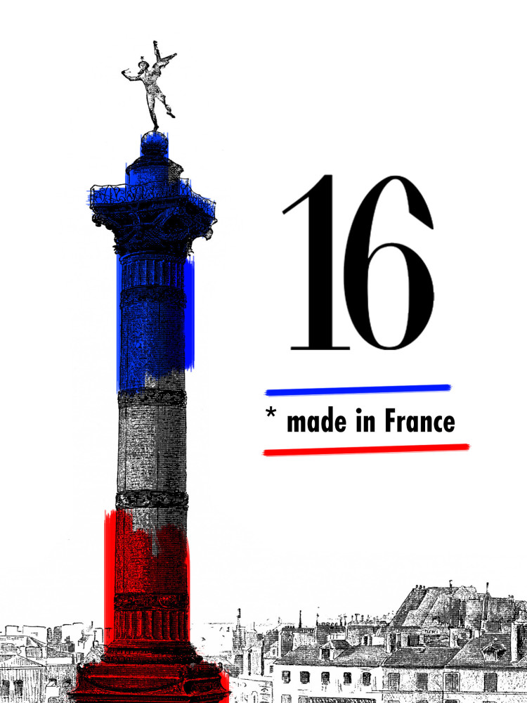 16 MADE in FRANCE / INTOWN  PACKAGE