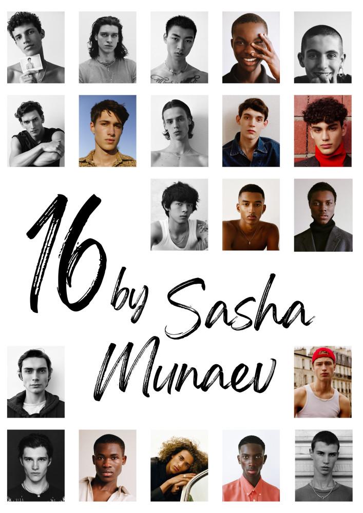 16 BY SASHA MUNAEV