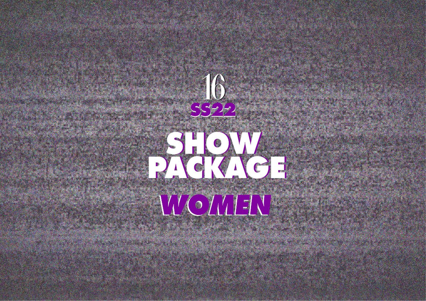 *PARIS SS22 - WOMEN