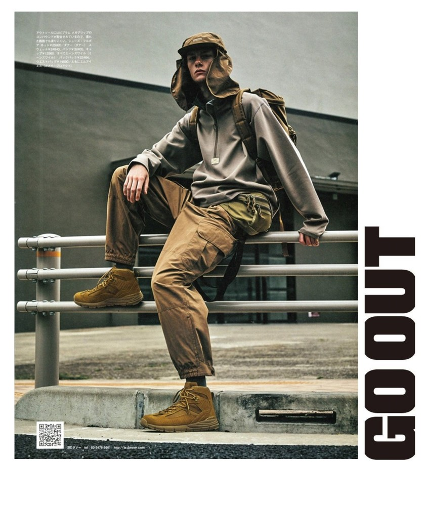 Alek Chyliński for GO Out Magazine, July 2019