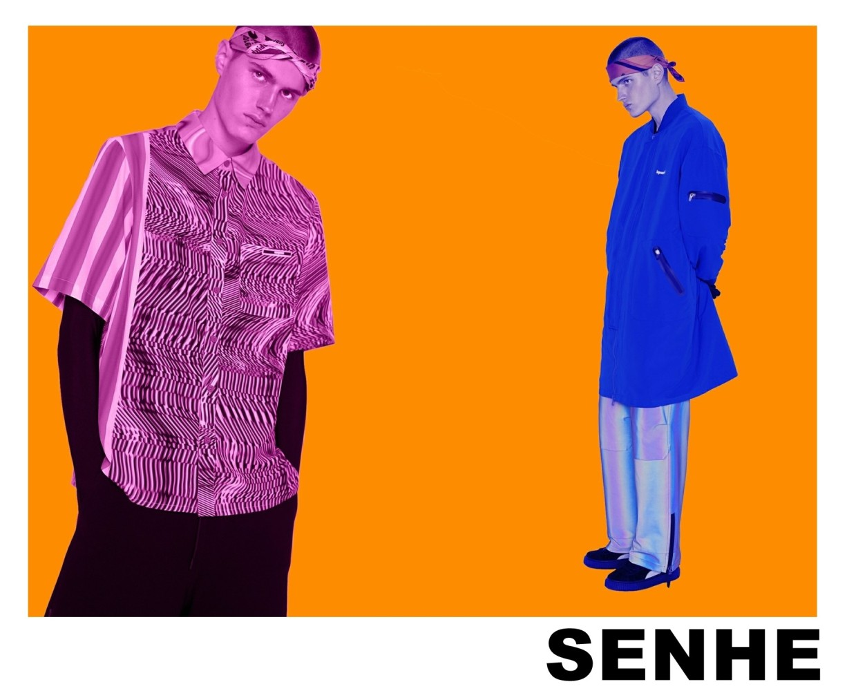 Blues by Roy Zhang for SENHE Design Campaign
