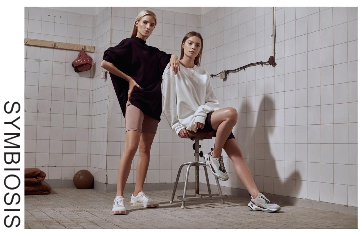 Agata Sieramska & Natalia Chojnacka for SYMBIOSIS New Campaign