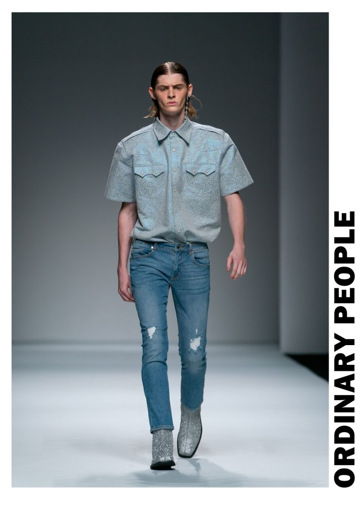 Oleg for Ordinary People SS 2020 Shangahi Fashion Week