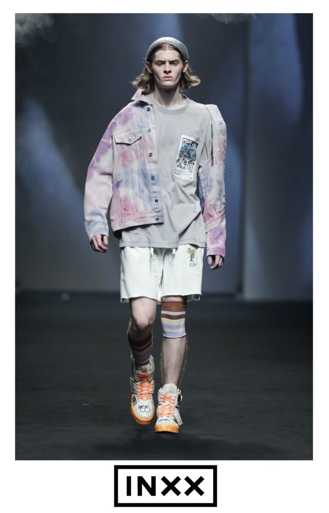 Oleg for INXX SS 2020 Shanghai Fashion Week