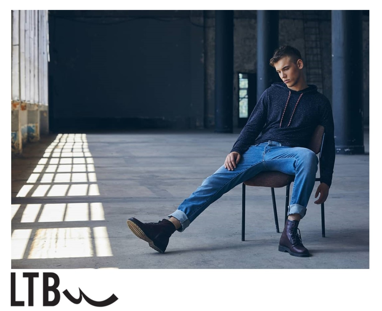 Adrian Niecik for LTB Jeans FW 2019/2020 Collection