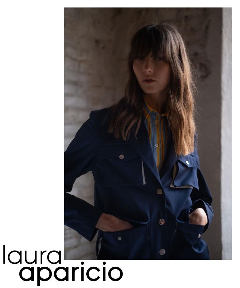Monika Rush for Laura Aparicio Spring Summer 2020