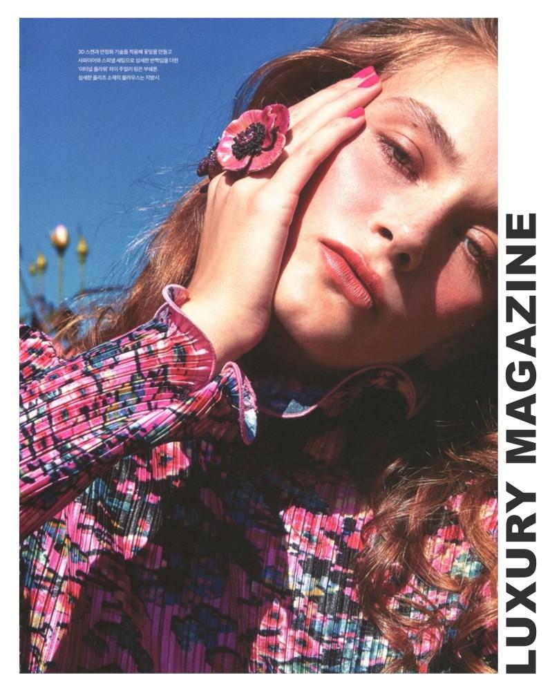 Nessy for Luxury Magazine, November 2019