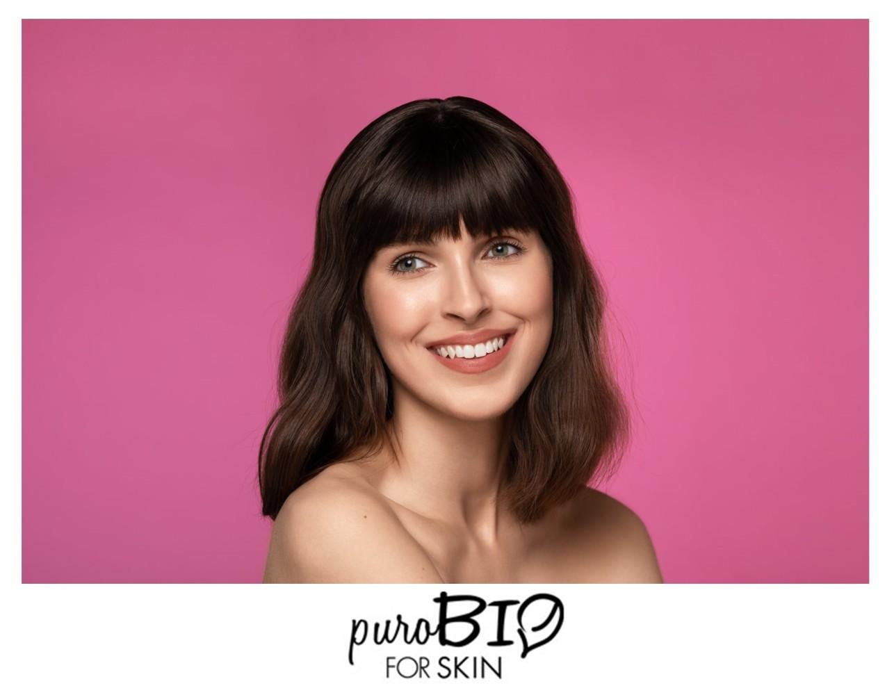 Noel Raczyńska for PuroBio Skin Campaign 2019