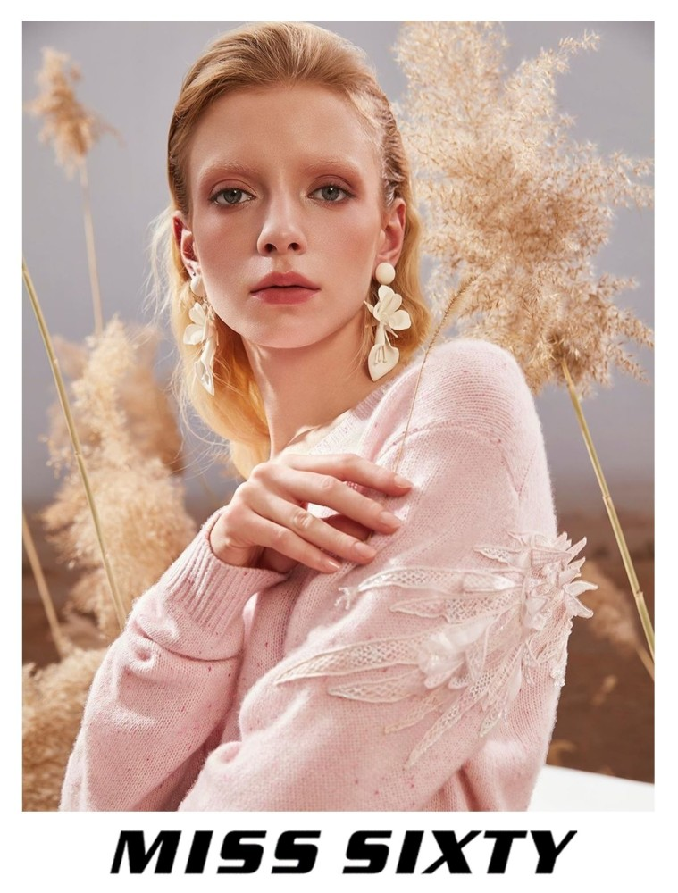Alice Lab for MISS SIXTY Spring Angel Campaign 2020