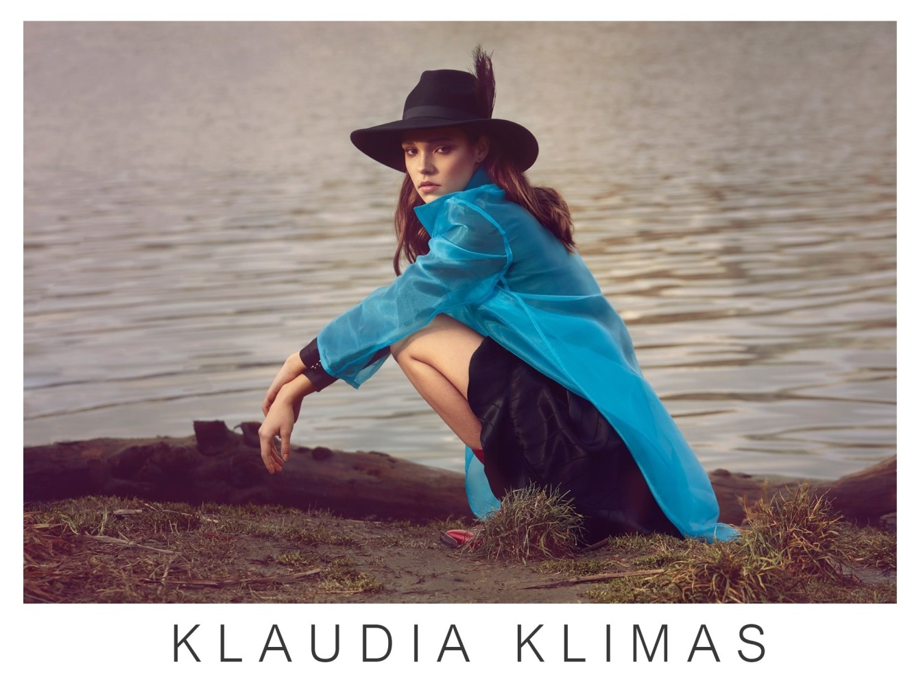 Natia for Klaudia Klimas Lookbook 2020