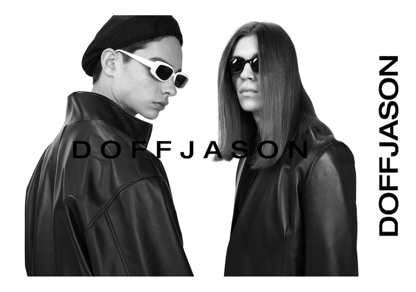 Jakub Kierzkowski for DOFFJASON Campaign FW 2020
