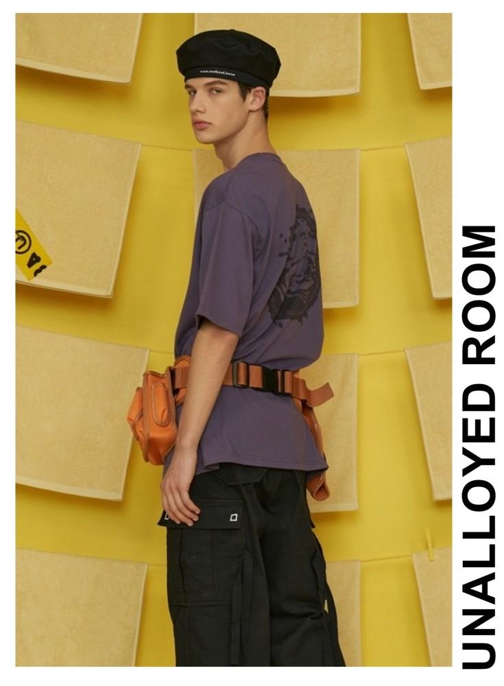 Tomek Sosnierz for UNALLOYED ROOM Lookbook