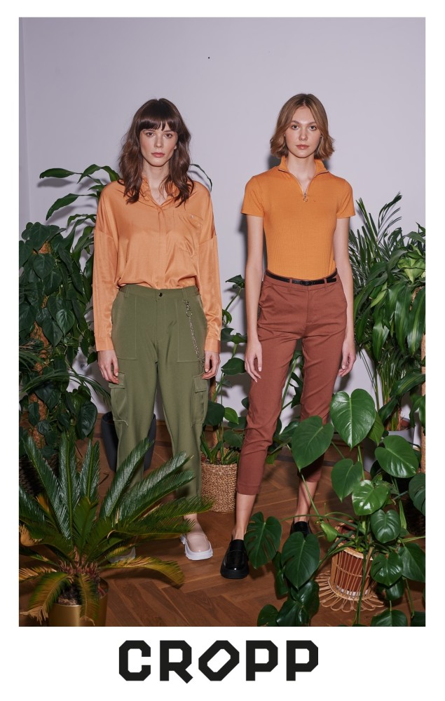 Edita & Agnes for CROPP New Collection