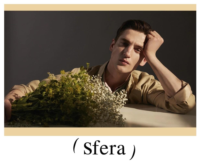 Anatol Modzelewski for SFERA Summer 2020  Collection