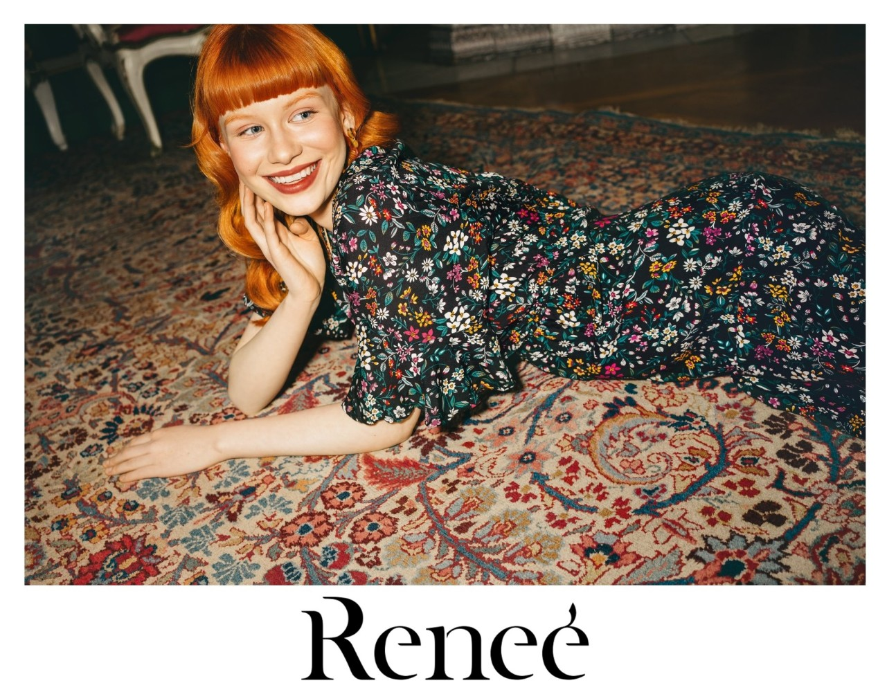 Jula Chruscielewska for RENEE 'Summer fantasia resort' Collection