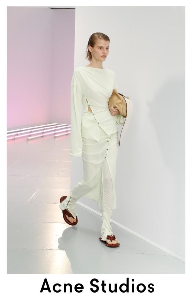 Ireen for ACNE Studios S/S 2021 Paris Fashion Week