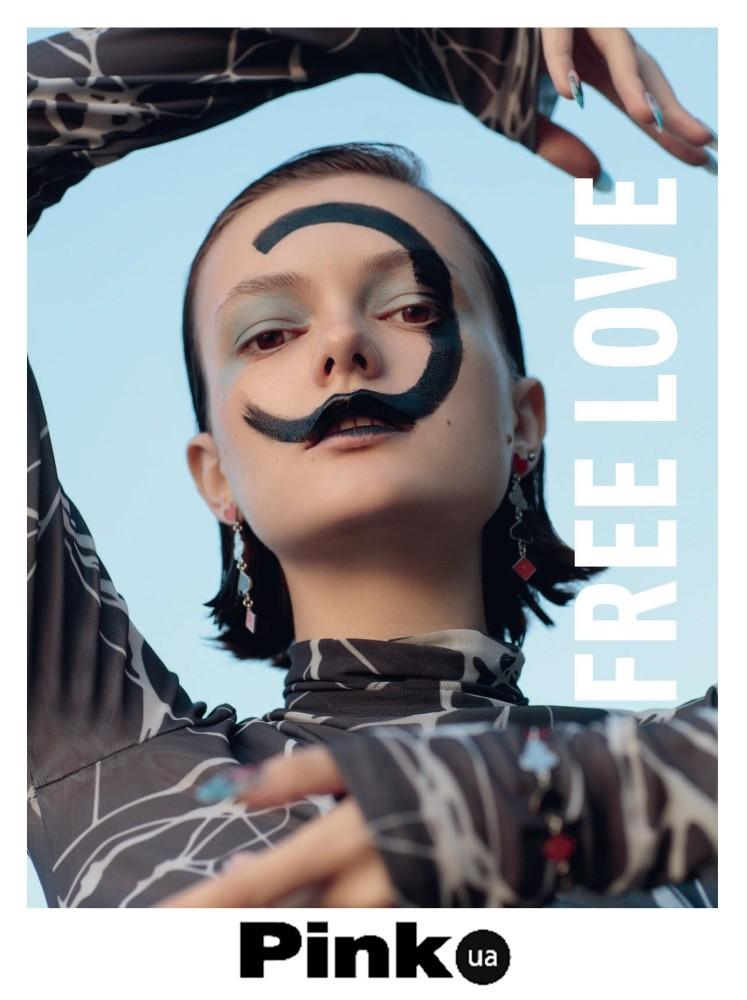 Nancy Topko for PINK Magazine Ukraine, October 2020