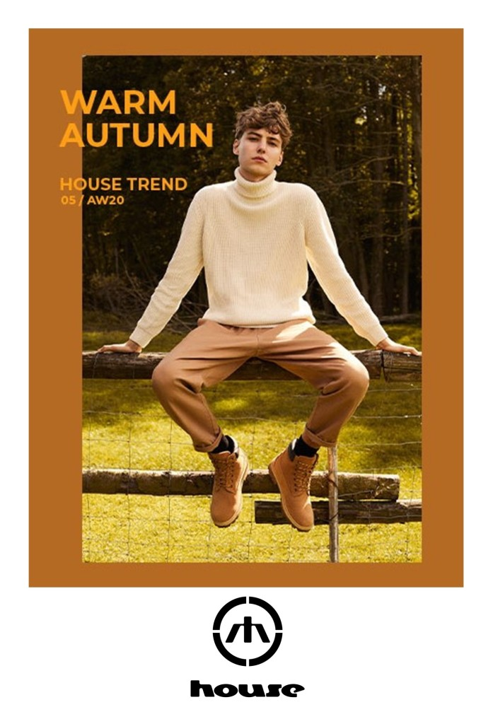 Michael for HOUSE Trend F/W 2020/21