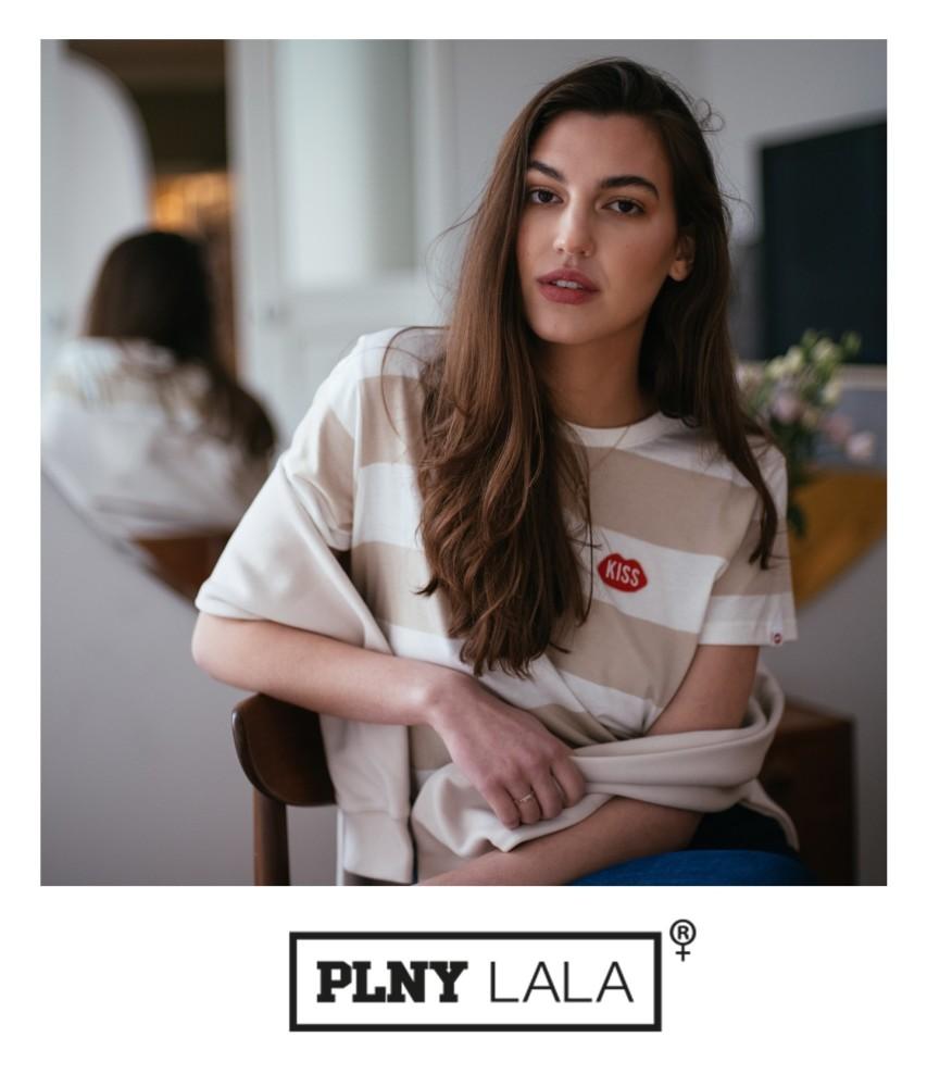 Maya Matuszewska for PLNY LALA 'Kiss' Collection