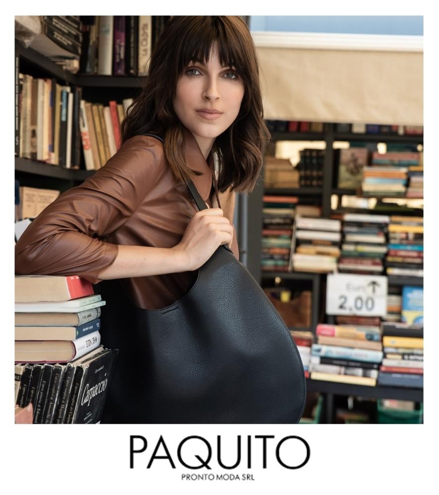 Noel Raczynska for PAQUITO PRONTO MODA new collection