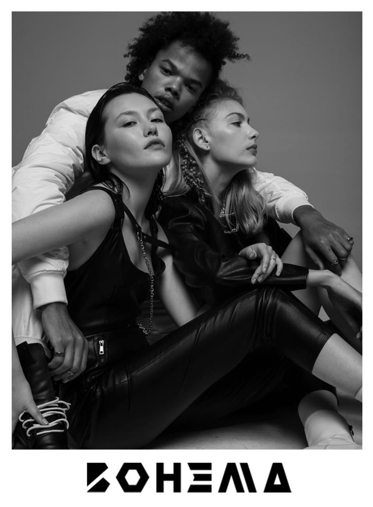 Maresh, Victoria, Daniel Dębowski for BOHEMA CLTH F/W 2020 Collection