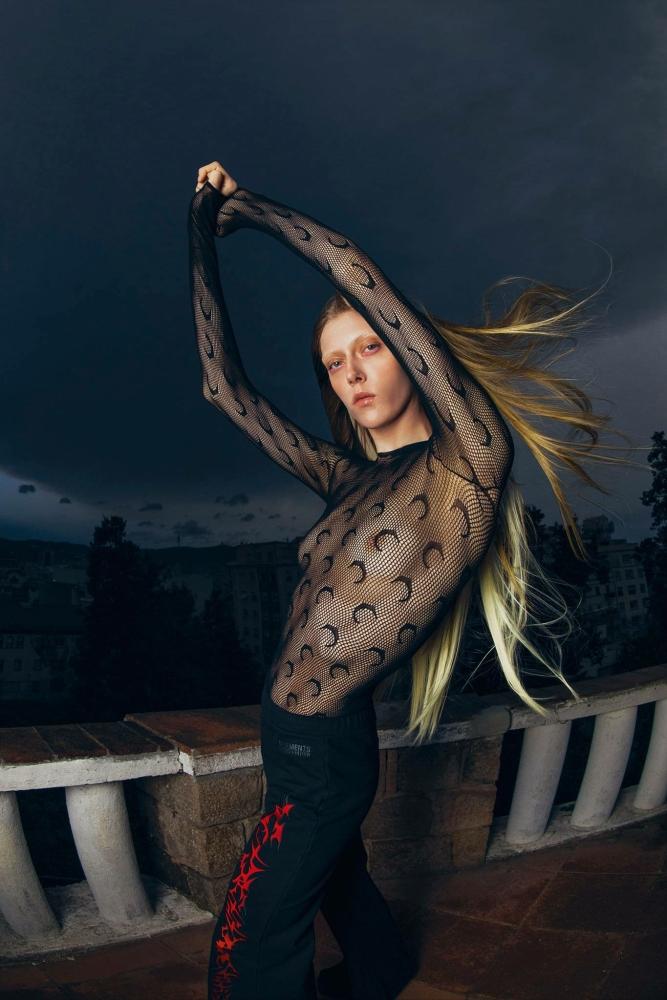 Stacia Roz by Marina Vengut for HUNGER TV Magazine
