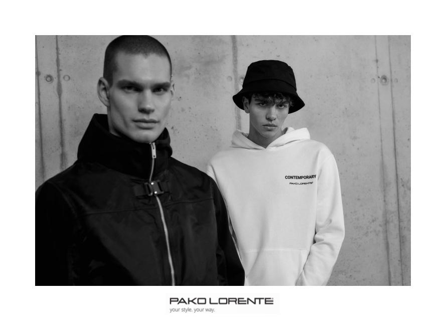 Ivan & Yegor for Pako Lorente Modern Fashion Staples