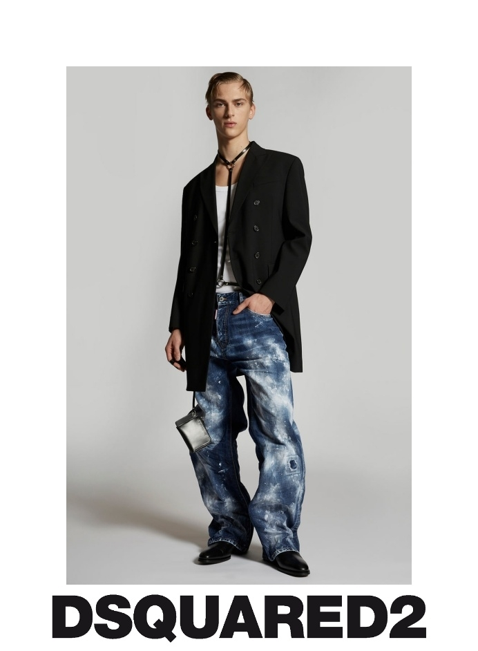 Dominik Sadoch for Dsquared2 Ready To Wear Collection