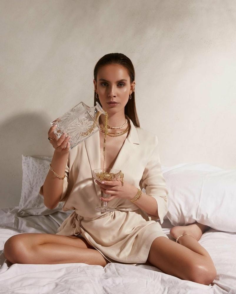 Dominika Robak for Alicja Maria Jewellery