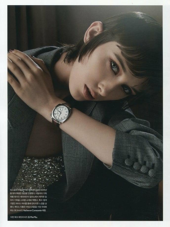 Marika Moskal for Noblesse Magazine, July 2021