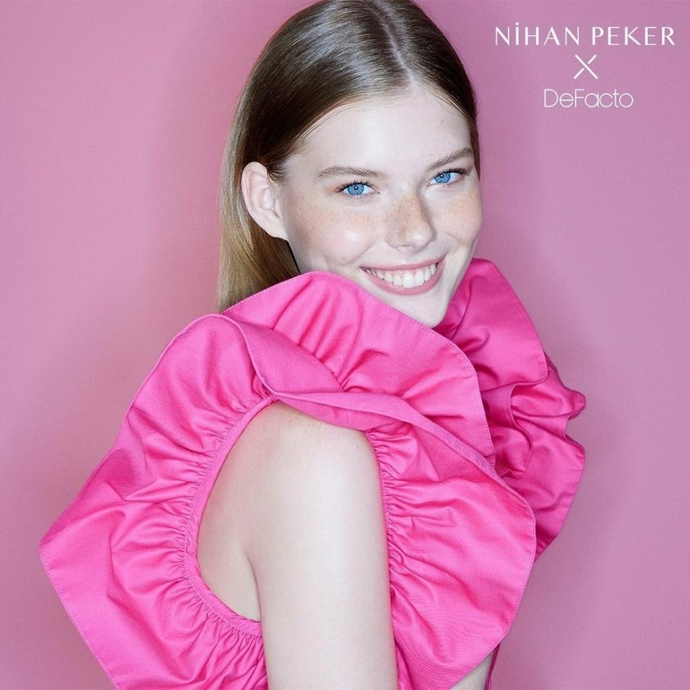 Alicja Kulak for Nihan Peker x DeFacto, AW 2021