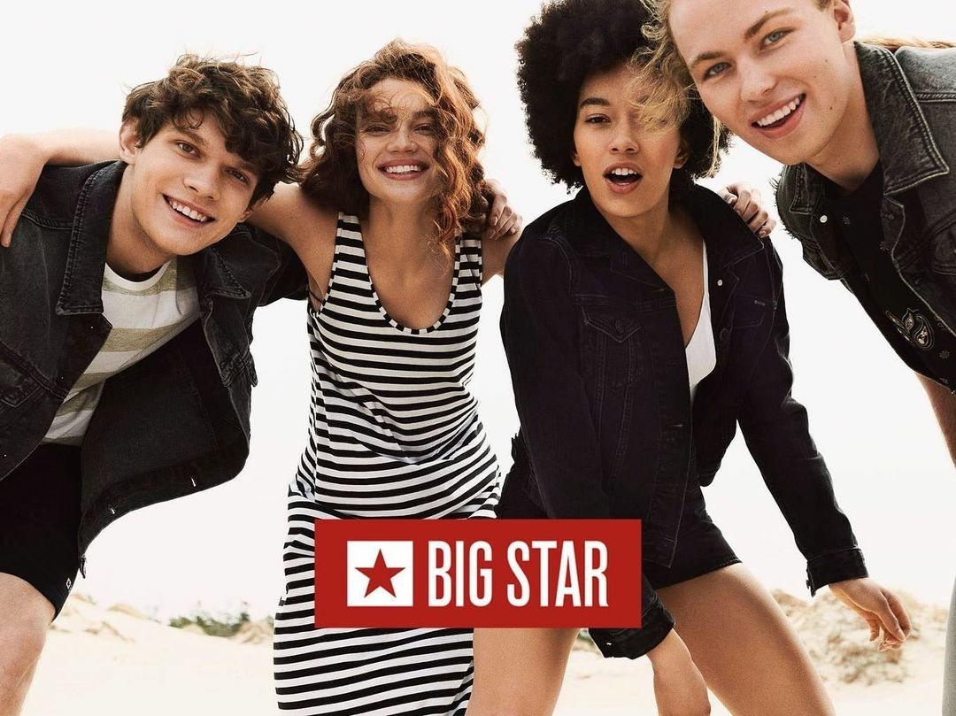 Kirill Perehod for Big Star SS 21 Campaign