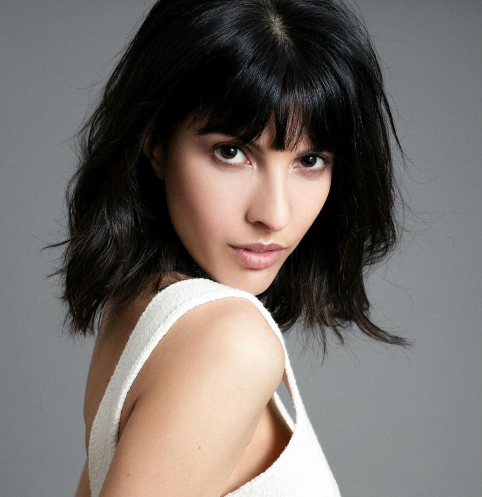 Chloe T, Shorter Hair, Same Beauty
