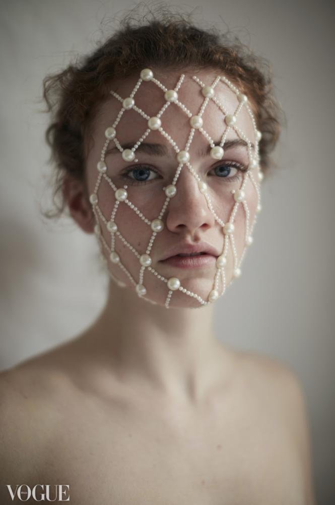 FEMKE for Vogue Italia
