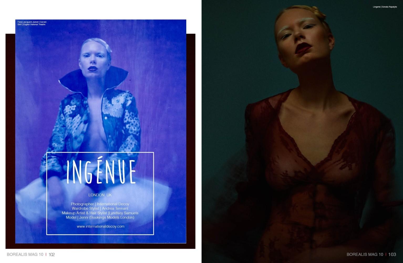 Borealis Magazine
