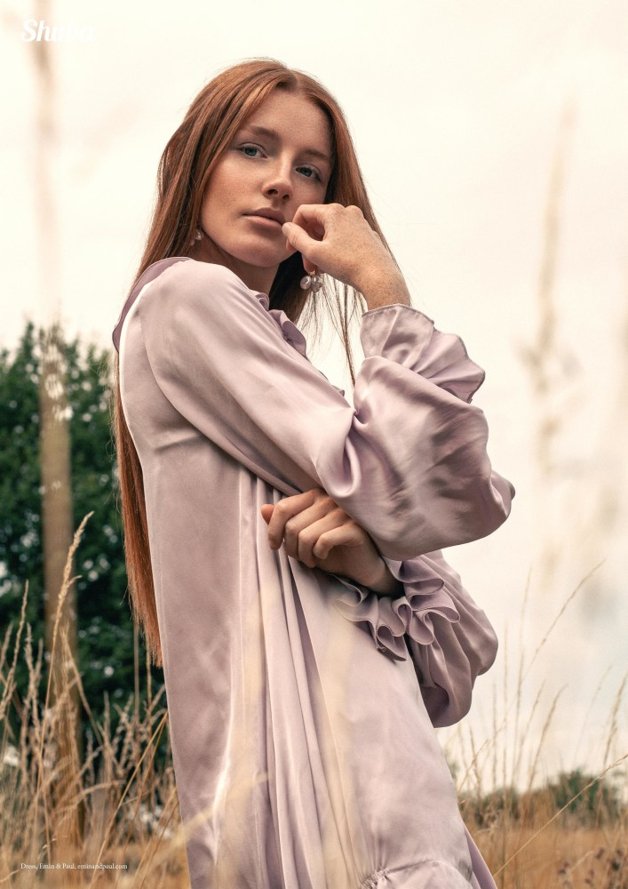 LUCIE ANASTASIA for Shuba Magazine