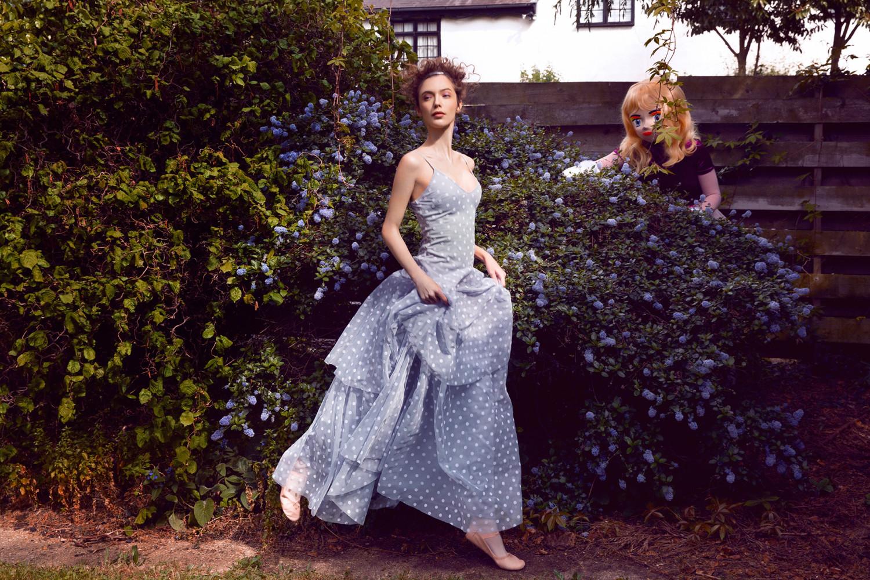 ANASTASIA for Elegant Magazine