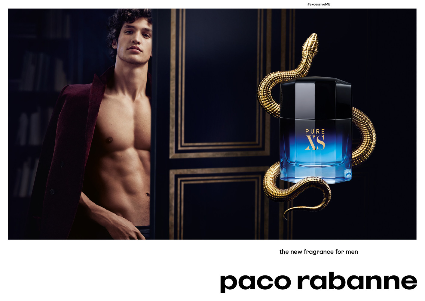 PACO RABANNE PURE XS FRAGRANCE