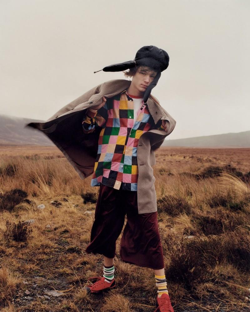 New York Times Style Magazine by Eddie W