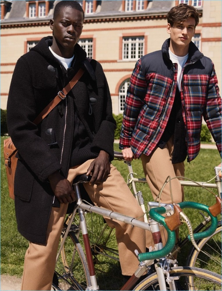 H&M STUDIO FALL/WINTER 2018 MEN'S COLLECTION