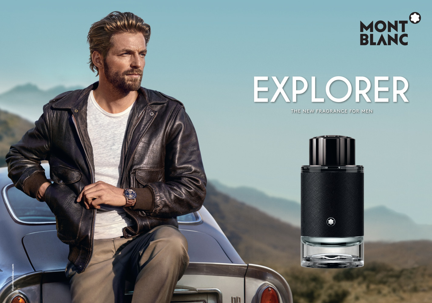 Rein for Montblanc Explorer