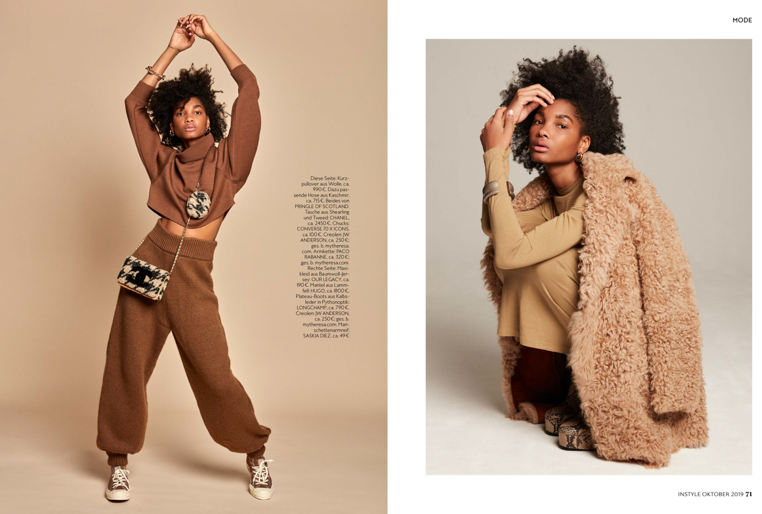 Danyrose For Instyle Germany