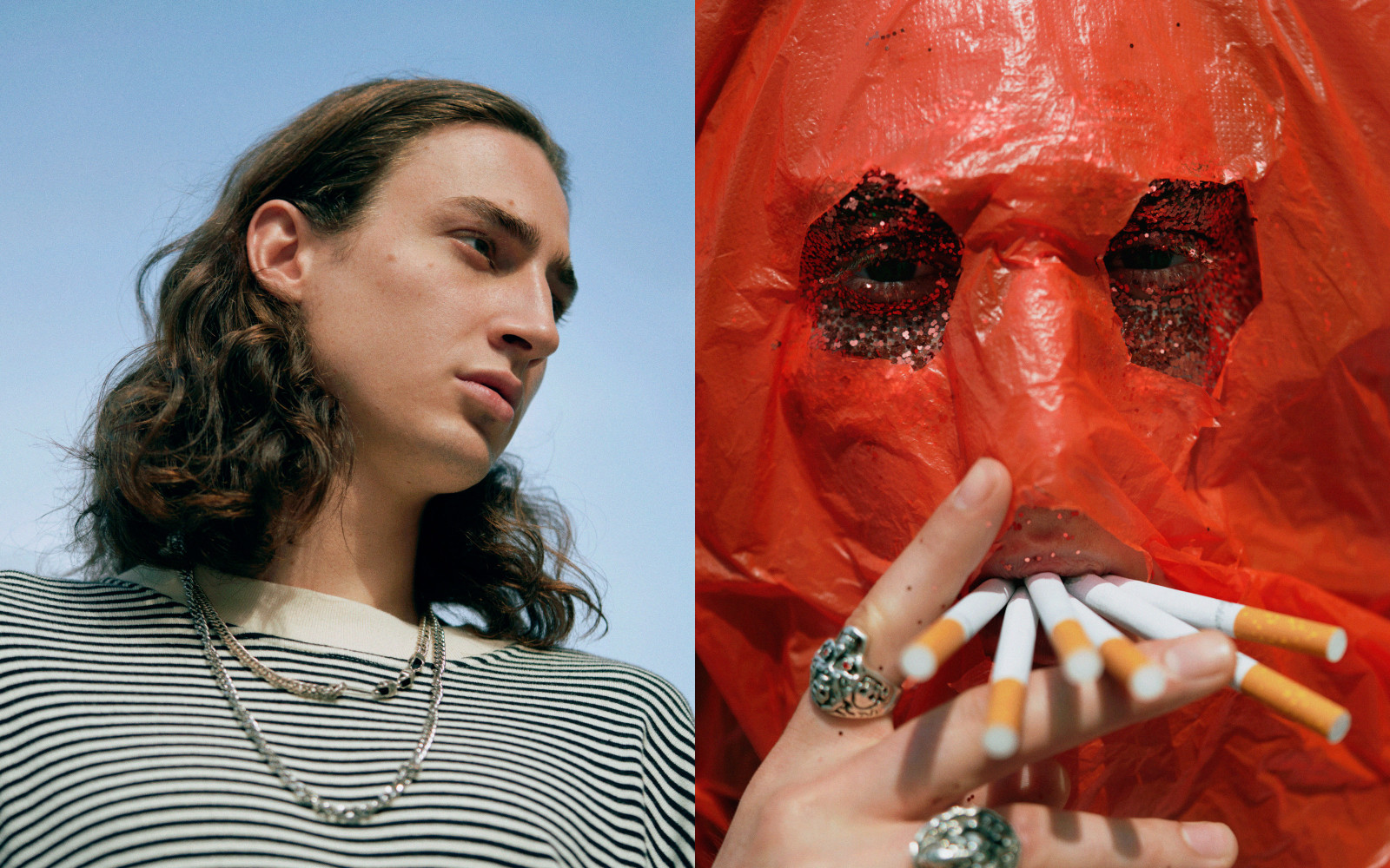 Thibault and Ulysse for The Contributor Magazine