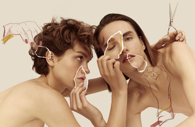 Julia Smigielska for Papercut Magazine