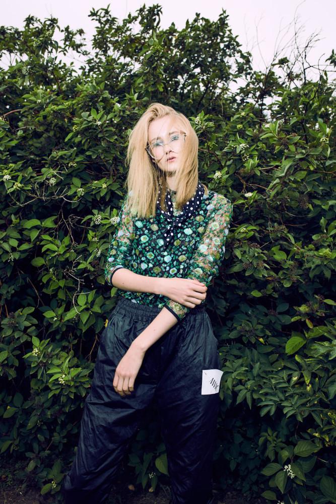 Julia Grze for KODD Magazine