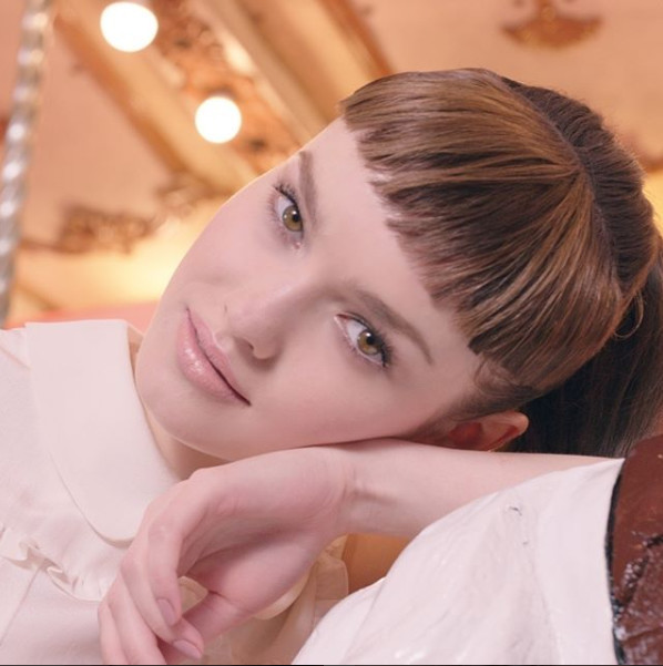 Krysia Ziolek for Kiko Milano