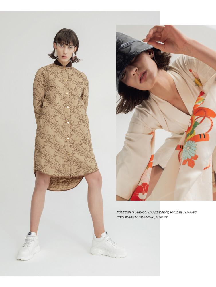 Mara Nica for Joy Magazine