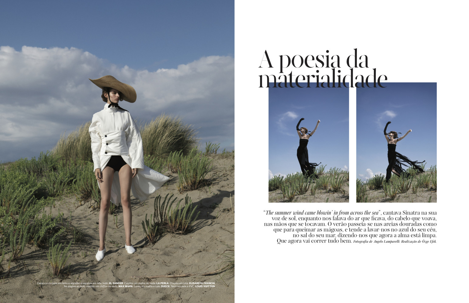 Luca Adamik For Vogue Portugal