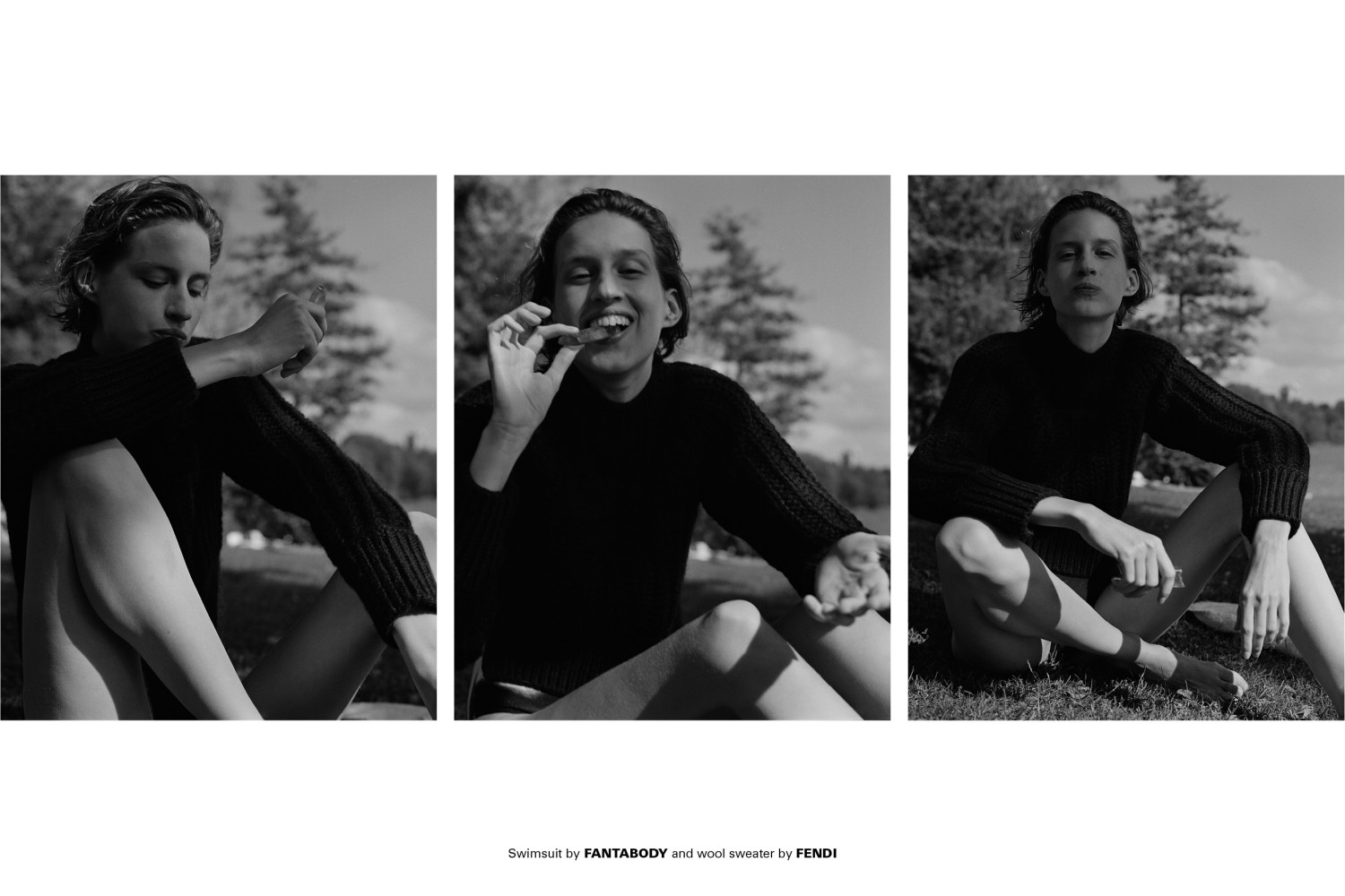 Luca Adamik for Soap Opera Fanzine